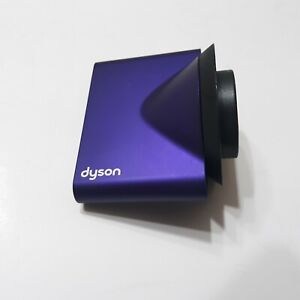 Dyson Supersonic Hair Dryer Wide Styling Concentrator Nozzle Attachment - Purple