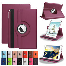 Rotating Leather Case For iPad 10.2'' 7th Gen 2019 Flip Stand Smart Hard Cover