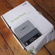 BT Hub Phone 1020 Unused w Accessories and Tatty Box Home Hub Handset