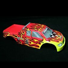 Redcat Racing Red Flame Earthquake/Avalanche/Landslide body PART 08302