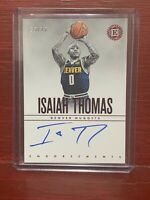 2019 Encased Isaiah Thomas Auto 23/25