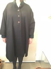 Loden Umhang Cape Poncho Trachtenmantel Wolle