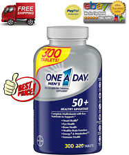 One A Day Men's 50+ Multivitamin Multimineral, 300 Tablets