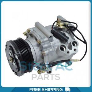 AC Compressor for Chrysler Sebring - 2001 to 2003 / Dodge Stratus - 2001 to 2006