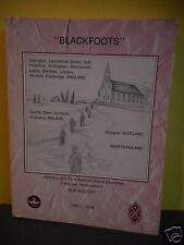 ''Blackfoots'' Bethany and Park Avenue United Churches Carbonear,Newfoundland...