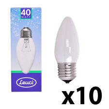 Ampoules à incandescence blancs pour la maison E27