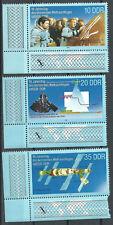 DDR MiNr 3190/2,  10 J. gemeims. Weltraumflug, postfr., 1988