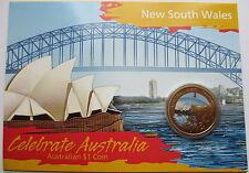Australien-Gedenkmünze, New South Wales, 1 Dollar, 2009, Bronze