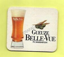 sous-bock  GEUZE BELLE-VUE  bierviltje coaster bierdeckel beermat sb1928