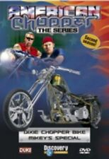 American Chopper Dixie Chopper Bike & Mickey's Special New DVD Orange County UK