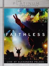 FAITHLESS - LIVE AT ALEXANDRA PALACE  DVD NEU