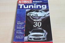 124966) Mercedes C-Klasse W204 Brabus Bullit - Autohaus 2007