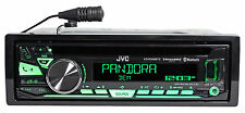 JVC KD-RD98BTS 1-Din Car Bluetooth CD Receiver, USB/AUX/Pandora/iPhone/SiriusXM