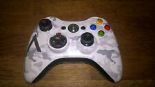 Xbox 360 Wireless Controller / Manette Artic Camouflage Official