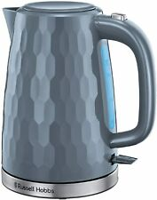 Russell Hobbs 26053 Honeycomb Kettle - Grey