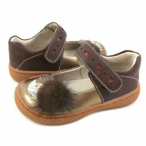 New NIB LIVIE & LUCA Shoes Hedgie Hedgehog Quill Copper Brown Limited Edition 7