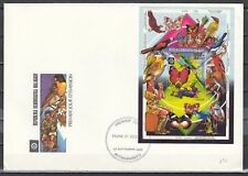 Birds Malagasy Stamps