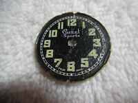 Antique Pocket Watch Carbel Sports Swiss Made 79-9PPP
