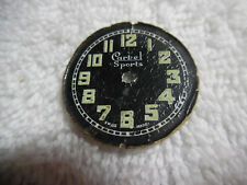Sports Swiss Made 79-9Ppp Antique Pocket Watch Carbel