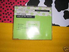 CD rock Neil young year of t Horse 7t promo éoliennes