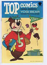 Yogi Bear Goes to College Top Comics #2 KK Pub/Gold Key 1967