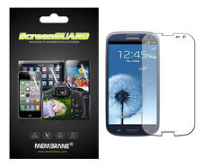 3 Invisible MATTE Shield Display Screen Protectors for Samsung i9300 Galaxy S3