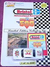 # 32 BRISTOL FOOD CITY 500 CLUB PROMO 1/64 SCALE CAR
