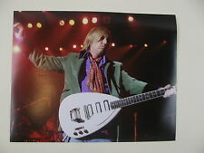 Tom Petty 11x14 Color Photograph #1