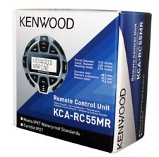 Kenwood KCARC55MR Wired Marine LCD Remote Control for Marine Receivers BRAND NEW