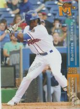 2019 Midland RockHounds Dairon Blanco RC Rookie Oakland Athletics CUBA