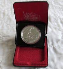 Canadá 1975 Dólar Plata Calgary Centenario-Entubado Prooflike