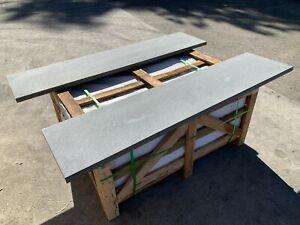 Bluestone Sawn Finish No Cat Paws Square Edge Step 1500x350x30mm-- $165/pc