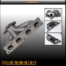 Cast Iron Manifold for 00 01 02-05 Toyota Celica GTS 1ZZ-FE Engine TD05 Flange