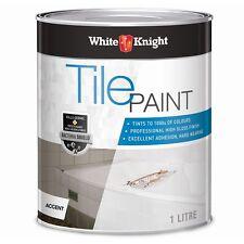 White Knight 1L Accent Tile Paint