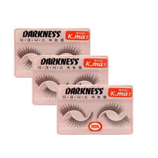 Darkness eyelashes K.ma5 3pcs (US Seller)