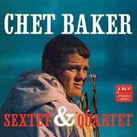 Baker- ChetSextet & Quartet (Gatefold Edition/Photographs New Vinyl)
