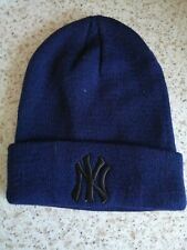 Ny Blue Beanie. New In wrapper *see other items*