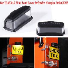 3D Print Rear License Plate Light for TRAXXAS TRX4 Land Rover Defender Wrangler