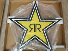 Rockstar Energy Drink LED Sign New in Box