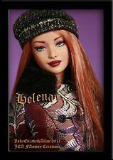 New listing Ooak Barbie Repaint Helena