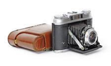 Rangefinder 6x6 Agfa Super Isolette lens Agfa Solinar 3.5/75mm No.BL0991 Working