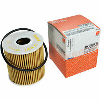 Original MAHLE / KNECHT Ölfilter OX 339/2D Öl Filter Oil