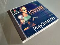Tomb Raider III / 3 | Super Condition | Original PAL PS1 / Playstation Game