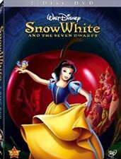 Snow White and the Seven Dwarfs DVD.  Free shipping
