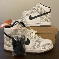 *NEW* 2006 Nike Dunk High Size 8.5 Retro OG SB Blazer Mid Low Air Force Jordan 1