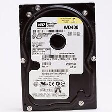 Dell 40GB SATA Hard Drive F1708 Western Digital WD400BD-75JMA0 HSCAYTJCA - WD400