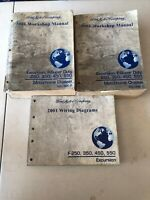 2006 Ford Taurus Wiring Diagrams Service Manuals Manual Oem Ebay