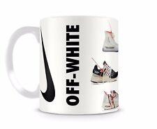 BIANCO sporco COLLECTION dieci Nike Regalo Scarpe Da Ginnastica-Sneaker tazza comoda