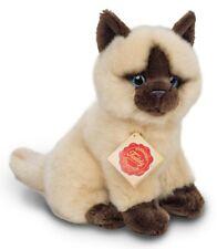 Siamés Gato Juguete de Peluche Gatito - Teddy Hermann Original - 20cm-91824
