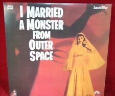 Laserdisc {q} * I Married a Monster From Outer Space * Tom Tryon Gloria Talbott